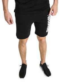 Thumbnail 1 of Short Athletics pour homme, Cotton Black, medium