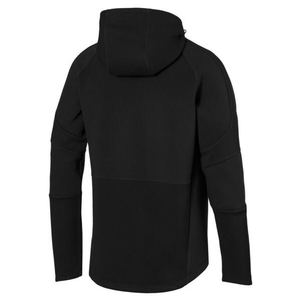 Evostripe Move Hooded Jacket, Puma Black, large