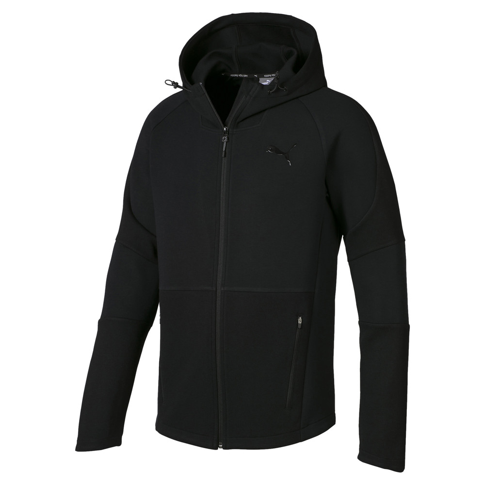 Image Puma Evostripe Move Men's Hooded Jacket #1