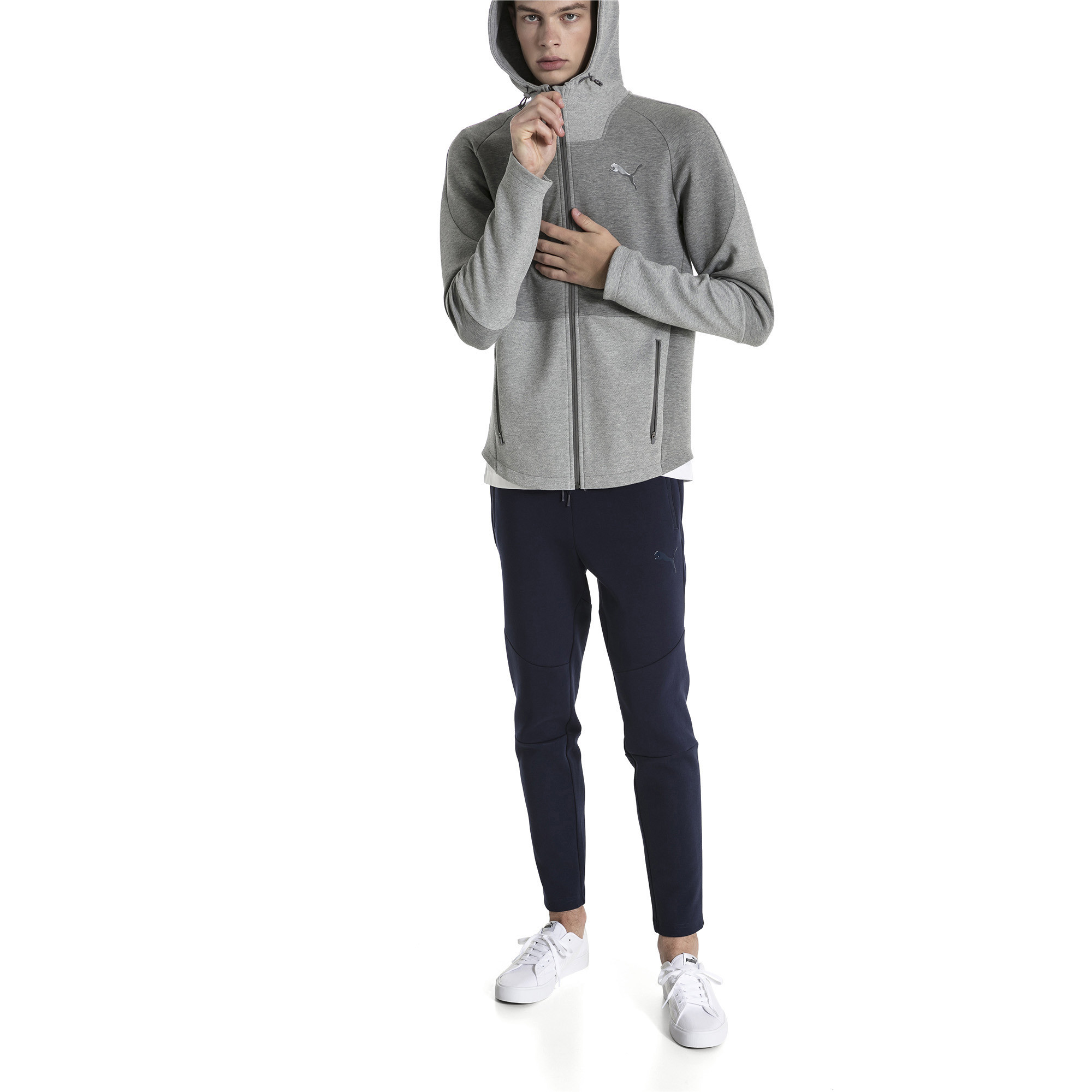 Image Puma Evostripe Move Men's Hooded Jacket #3