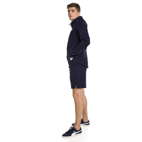 Thumbnail 3 of Blouson à capuche Evostripe Move pour homme, Peacoat, medium
