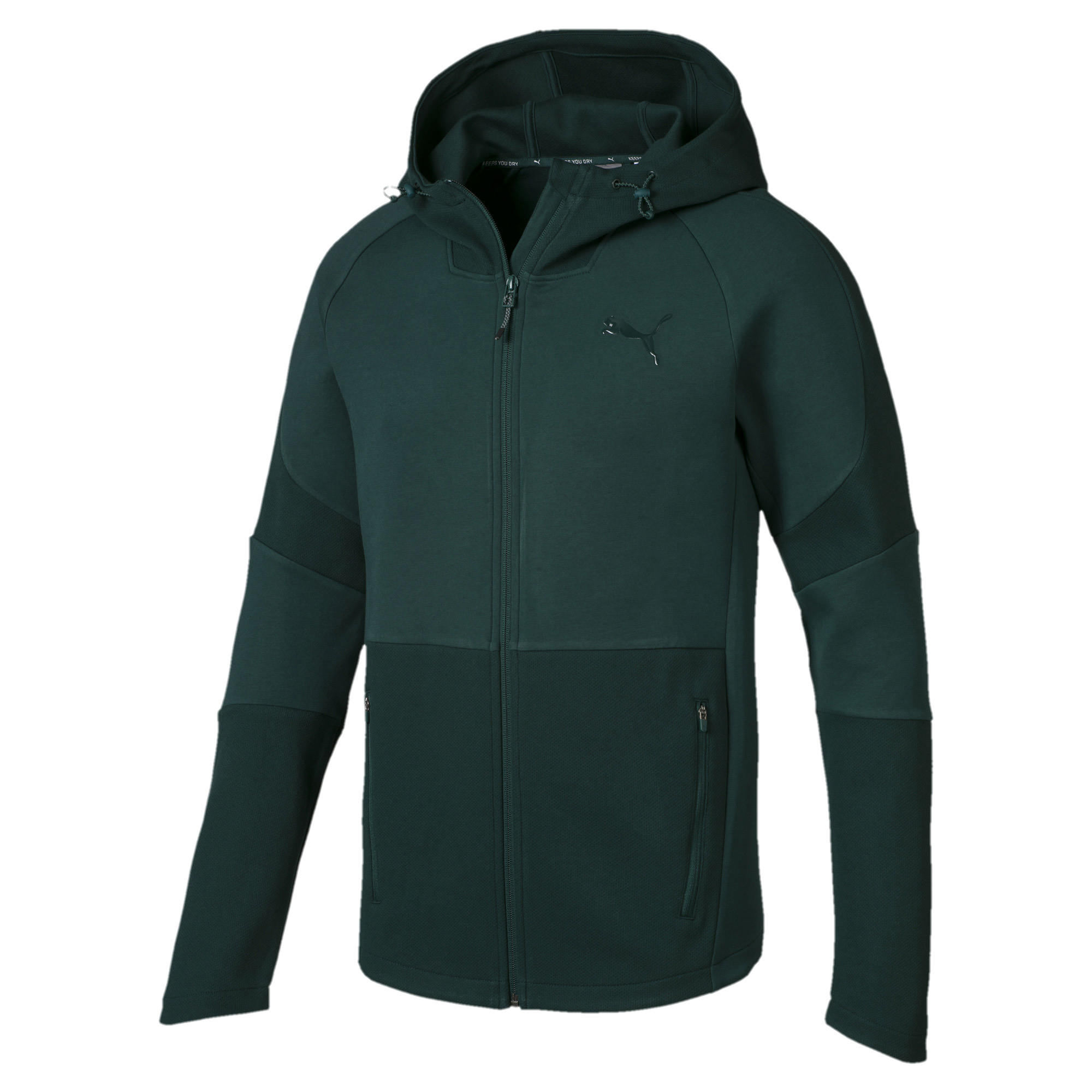 Image Puma Evostripe Move Men's Hooded Jacket #4