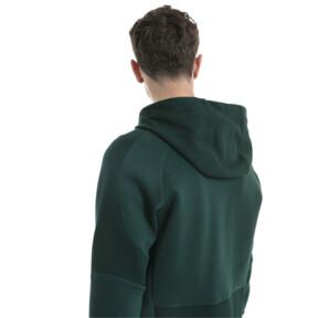 Thumbnail 2 of Evostripe Move Men's Hooded Jacket, Ponderosa Pine, medium