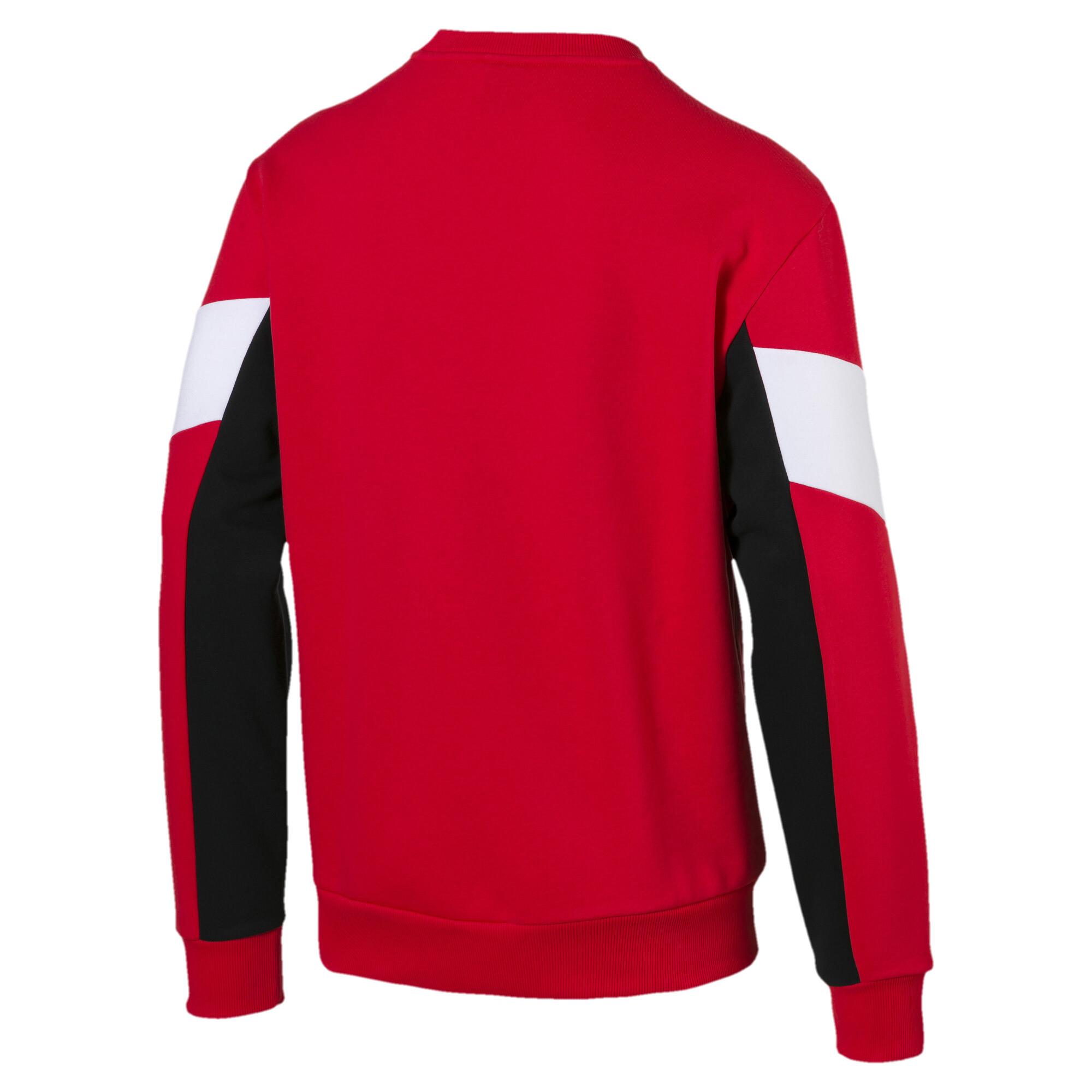 Image Puma Rebel Fleece Men's Sweater #5