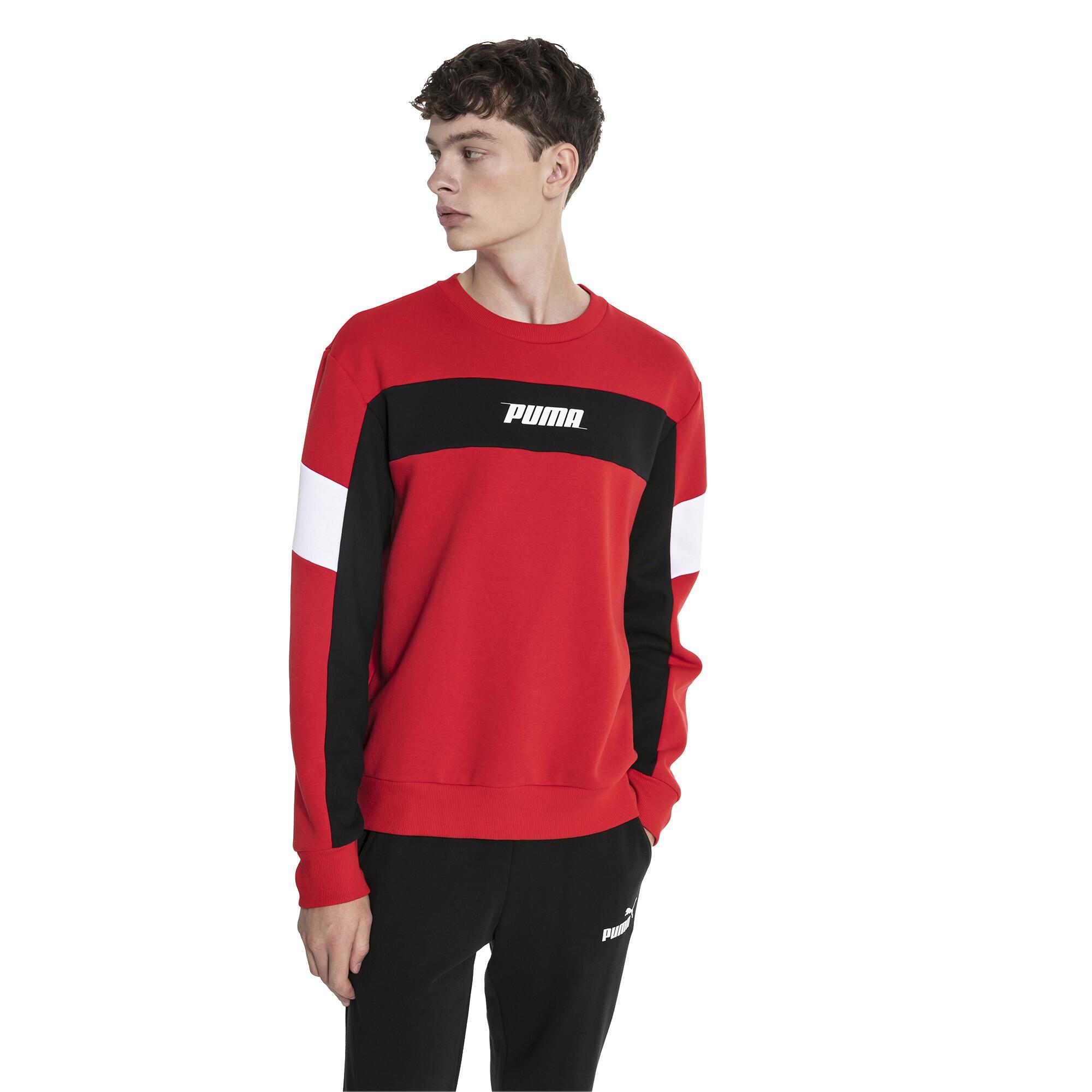 Image Puma Rebel Fleece Men's Sweater #1