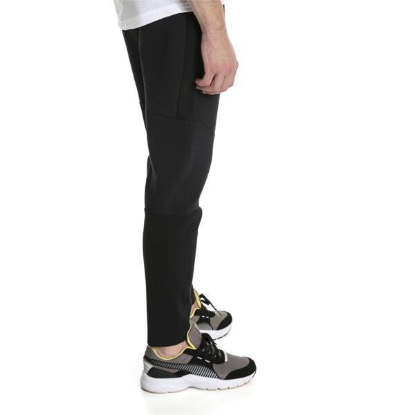 Evostripe Move Knitted Men's Pants, Puma Black, large