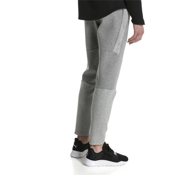 Evostripe Move Knitted Men's Pants, Medium Gray Heather, large