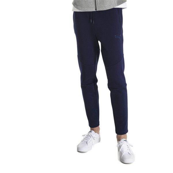 Evostripe Move Pants, Peacoat, large