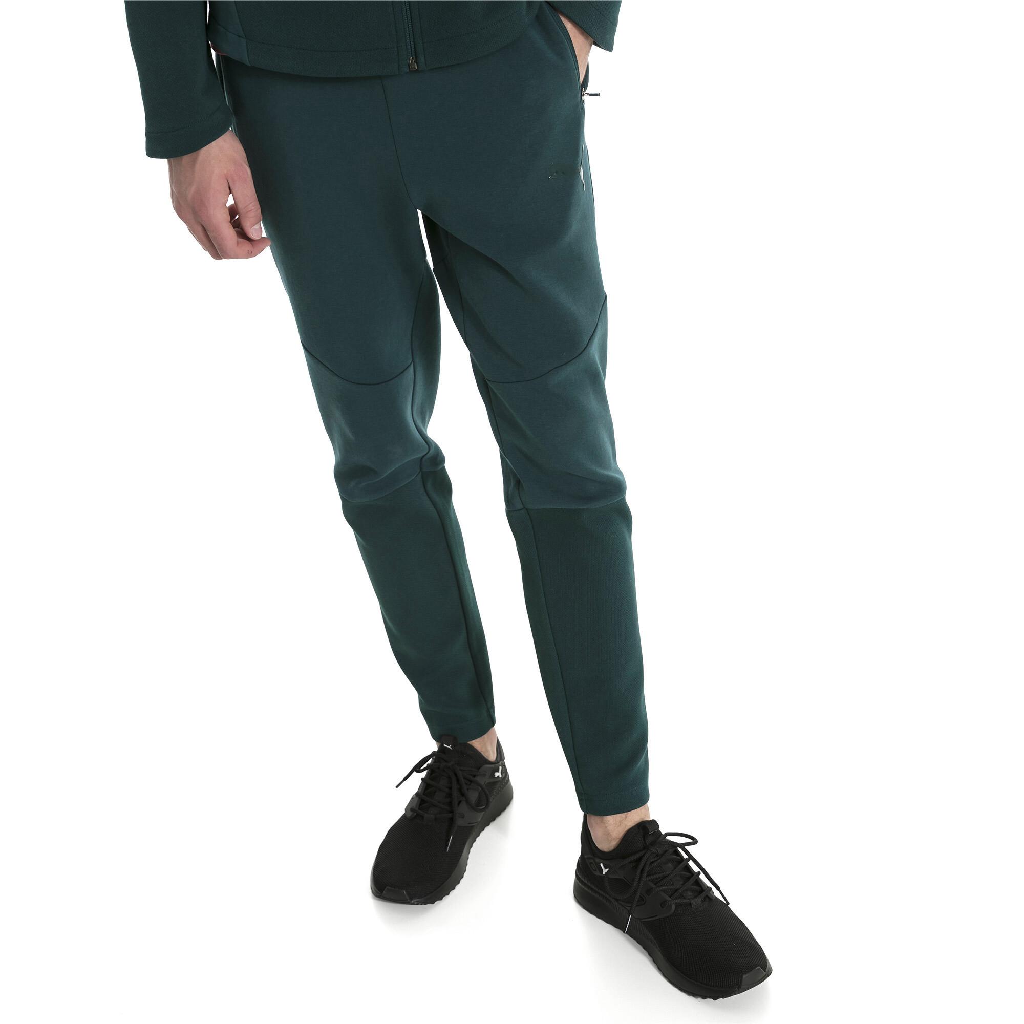 Image Puma Evostripe Move Knitted Men's Pants #1