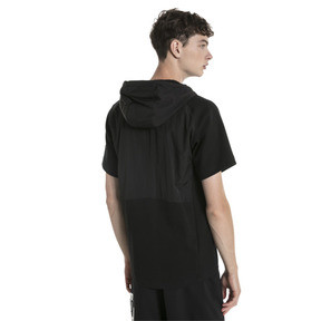 Thumbnail 2 of Evostripe Lite Men's Hoodie, Puma Black, medium