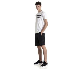 Thumbnail 3 of Evostripe Lite Men's Shorts, Puma Black, medium