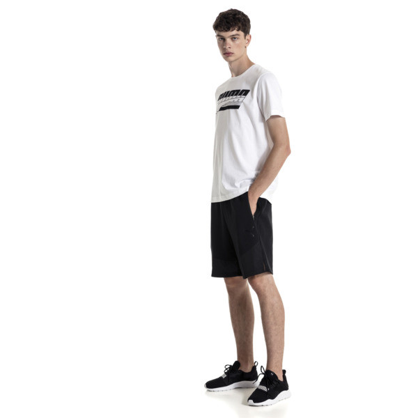 Evostripe Lite Men's Shorts, Puma Black, large