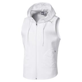 Evostripe Lite Women's Sleeveless Hooded Jacket