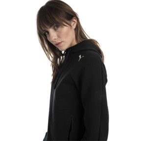 Thumbnail 1 of Evostripe Move Women's Hoodie, Puma Black, medium