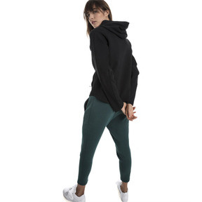 Thumbnail 2 of Evostripe Move Women's Hoodie, Puma Black, medium