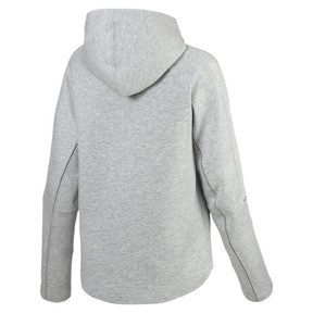 Thumbnail 5 of Evostripe Move Women's Hoodie, Light Gray Heather, medium