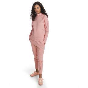 Thumbnail 3 of Evostripe Move Women's Hoodie, Peach Bud, medium