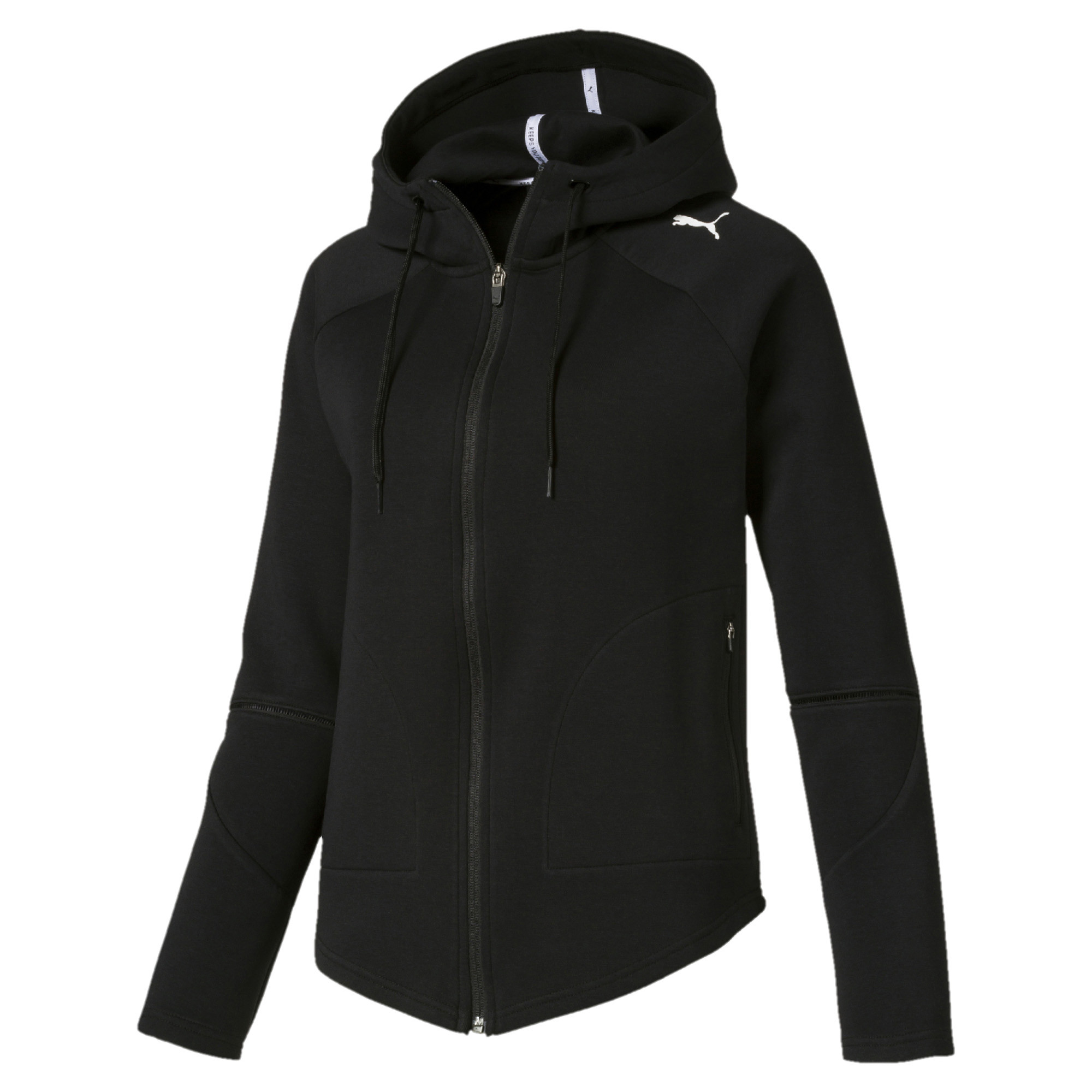 Image Puma Evostripe Move Zip-Up Women's Hoodie #4