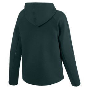 Thumbnail 5 of Evostripe Move Zip-Up Women's Hoodie, Ponderosa Pine, medium