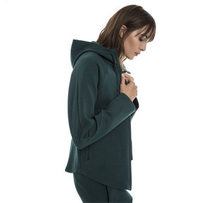 Thumbnail 1 of Evostripe Move Zip-Up Women's Hoodie, Ponderosa Pine, medium