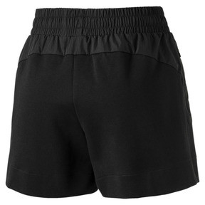 Thumbnail 5 of Evostripe Lite Women's Shorts, Cotton Black, medium