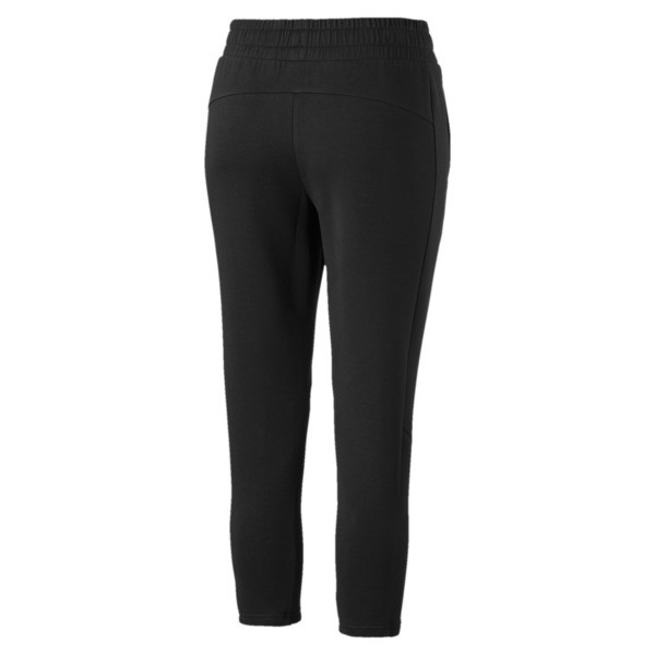 EVOSTRIPE Move Women's Pants, Cotton Black, large