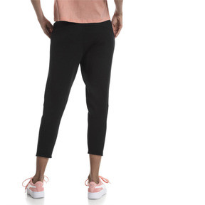 Thumbnail 2 of EVOSTRIPE Move Women's Pants, Cotton Black, medium