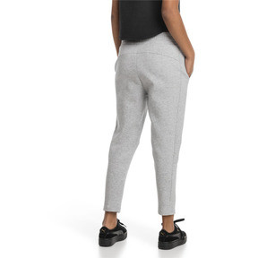 Thumbnail 2 of EVOSTRIPE Move Women's Pants, Light Gray Heather, medium
