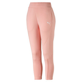 Thumbnail 4 of EVOSTRIPE Move Women's Pants, Peach Bud, medium