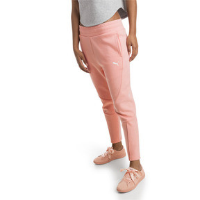 Thumbnail 1 of EVOSTRIPE Move Women's Pants, Peach Bud, medium