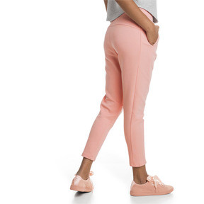 Thumbnail 2 of EVOSTRIPE Move Women's Pants, Peach Bud, medium