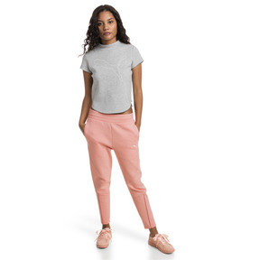 Thumbnail 3 of EVOSTRIPE Move Women's Pants, Peach Bud, medium