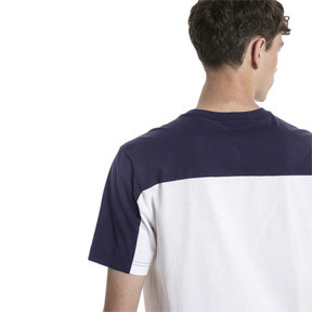 Thumbnail 2 of Modern Sports Advanced Herren T-Shirt, Puma White-Peacoat, medium