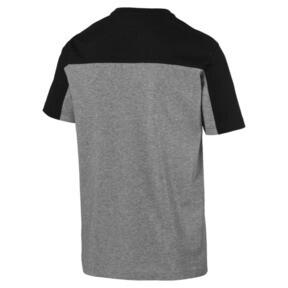Thumbnail 5 of Modern Sports Advanced Herren T-Shirt, Medium Gray Heather-Black, medium