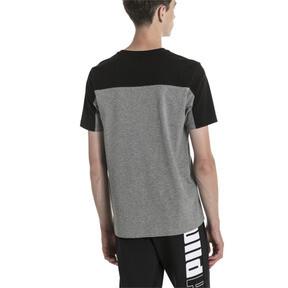 Thumbnail 2 of Modern Sports Advanced Herren T-Shirt, Medium Gray Heather-Black, medium
