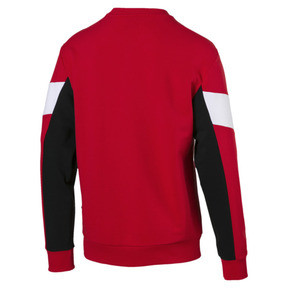Thumbnail 5 of Rebel Herren Sweatshirt, High Risk Red, medium
