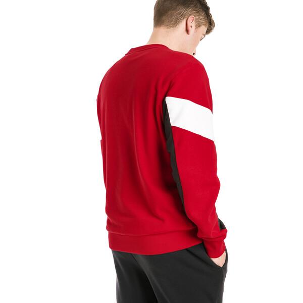 Rebel Herren Sweatshirt, High Risk Red, large