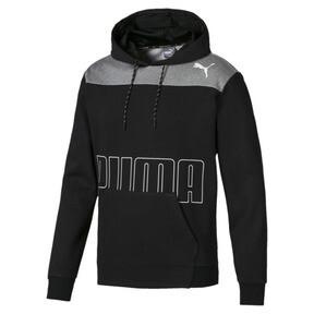 Thumbnail 5 of Modern Sports Men's Fleece Hoodie, Puma Black, medium