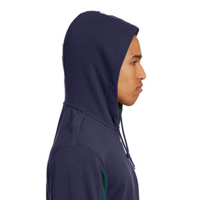Thumbnail 4 of Rebel Hooded Jacket, Peacoat, medium