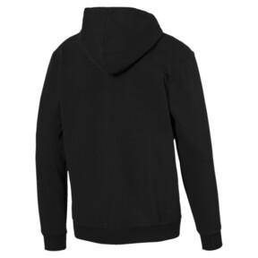 Thumbnail 5 of Modern Sports Hooded Fleece Men's Sweat Jacket, Puma Black, medium