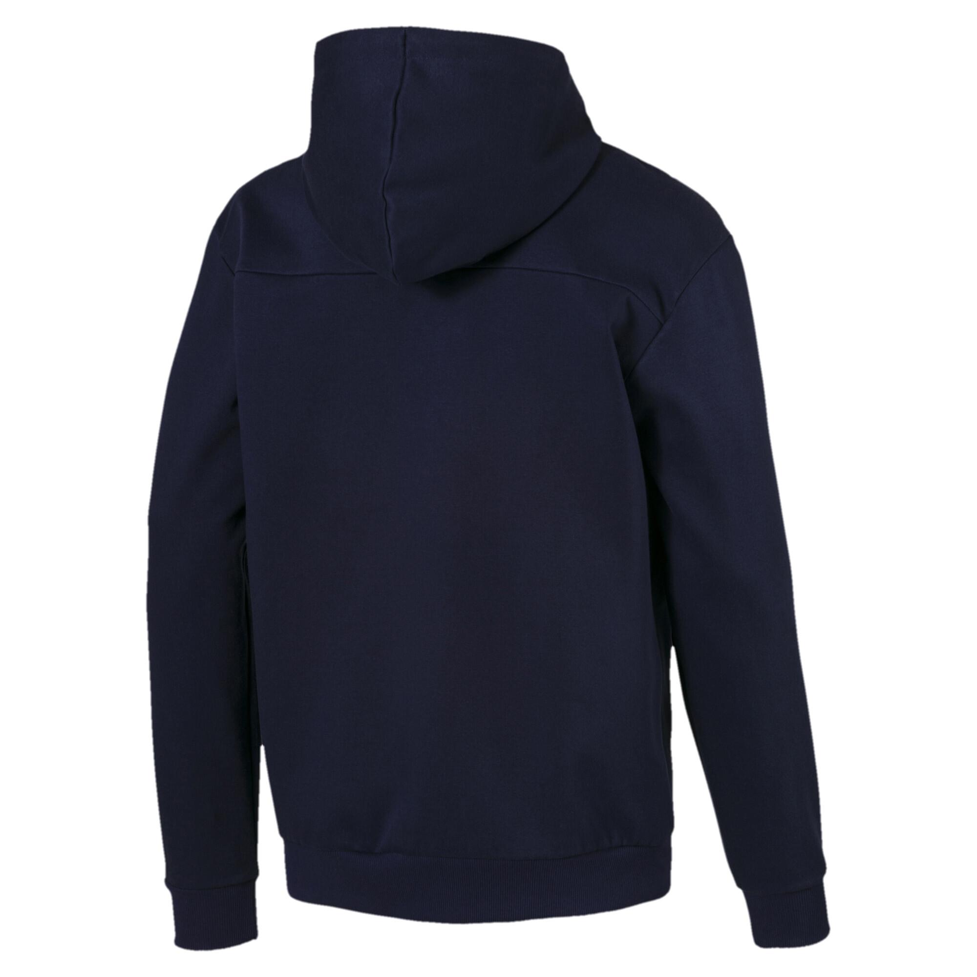 Image Puma Modern Sports Hooded Fleece Men's Sweat Jacket #5