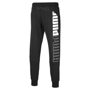 Thumbnail 5 of Modern Sports Fleece Men's Pants, Puma Black, medium