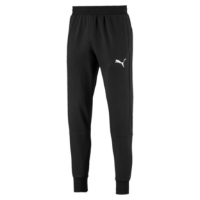 Thumbnail 4 of Modern Sports Fleece Men's Pants, Puma Black, medium