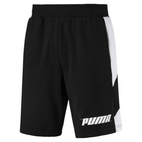 "Thumbnail 4 of Rebel 9"" Men's Shorts, Cotton Black, medium"