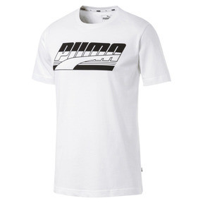 Thumbnail 4 of Rebel Men's Tee, Puma White, medium