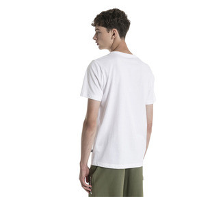 Thumbnail 2 of Rebel Men's Tee, Puma White, medium