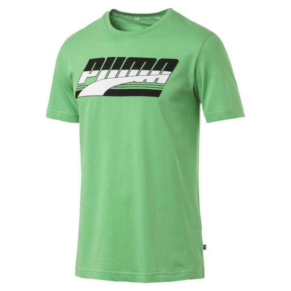 T-Shirt Rebel pour homme, Irish Green, large
