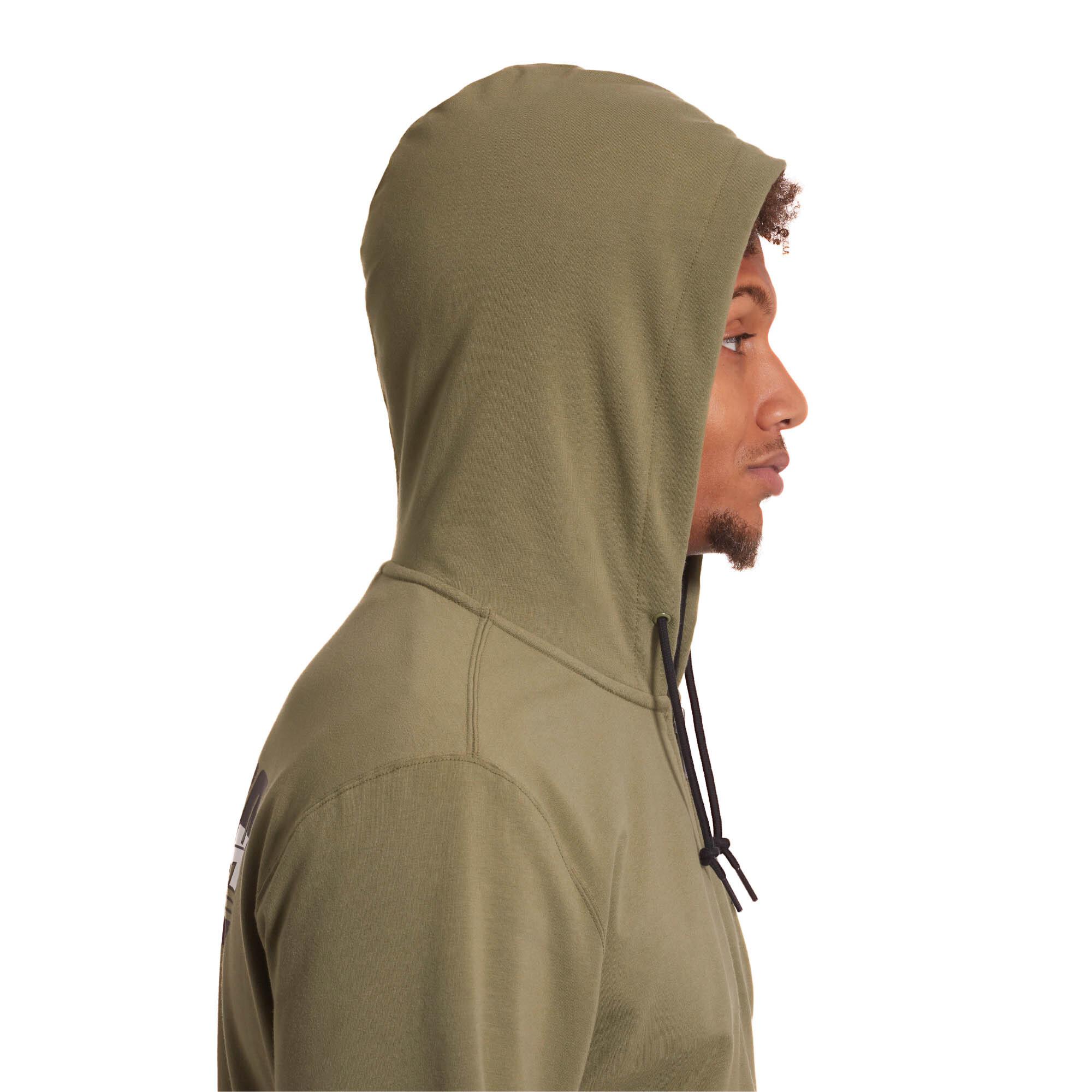 PUMA-Rebel-Men-s-Hooded-Jacket-Men-Sweat-Basics miniatura 4