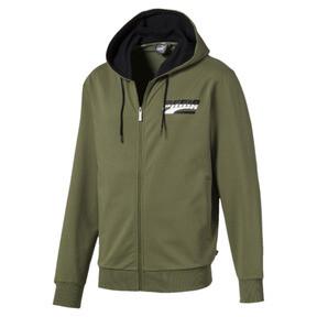Rebel Men's Hooded Jacket