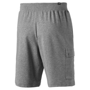 "Thumbnail 3 of Rebel Men's 9"" Shorts, Medium Gray Heather, medium"